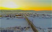 minus 40°C i Karasjok