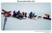 På tur fra Mollisjok og over hundevidda