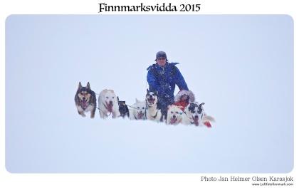 Tom Hardy på tur med NRK