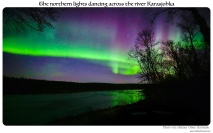 Nordlys Karasjohka oktober 2015