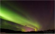 Northern Lights on Ravnastua