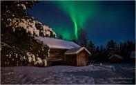 Nordlys i Karasjok 091214 Foto Jan Helmer Olsen Karasjok