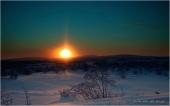 Sola hviser seg igjen etter mørketiden Januar 2012IMG_9738