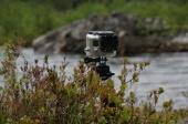 Alle turene blir filmet med dette kameraet DSC02893