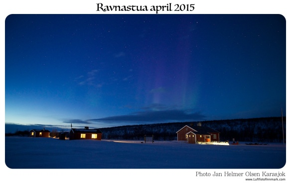 Ravnastua 11.april 2015